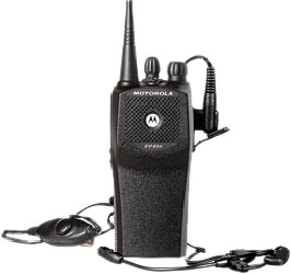 Motorola EP450 Portable Two-Way Radio Batteries, Parts & Accessories