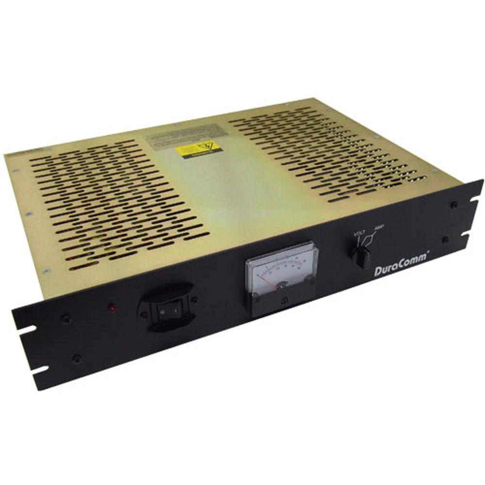 DuraComm RU2-2024-BMS Uninterruptible Power Supply 20Amp 27 5VDC 110/220  Bat BU