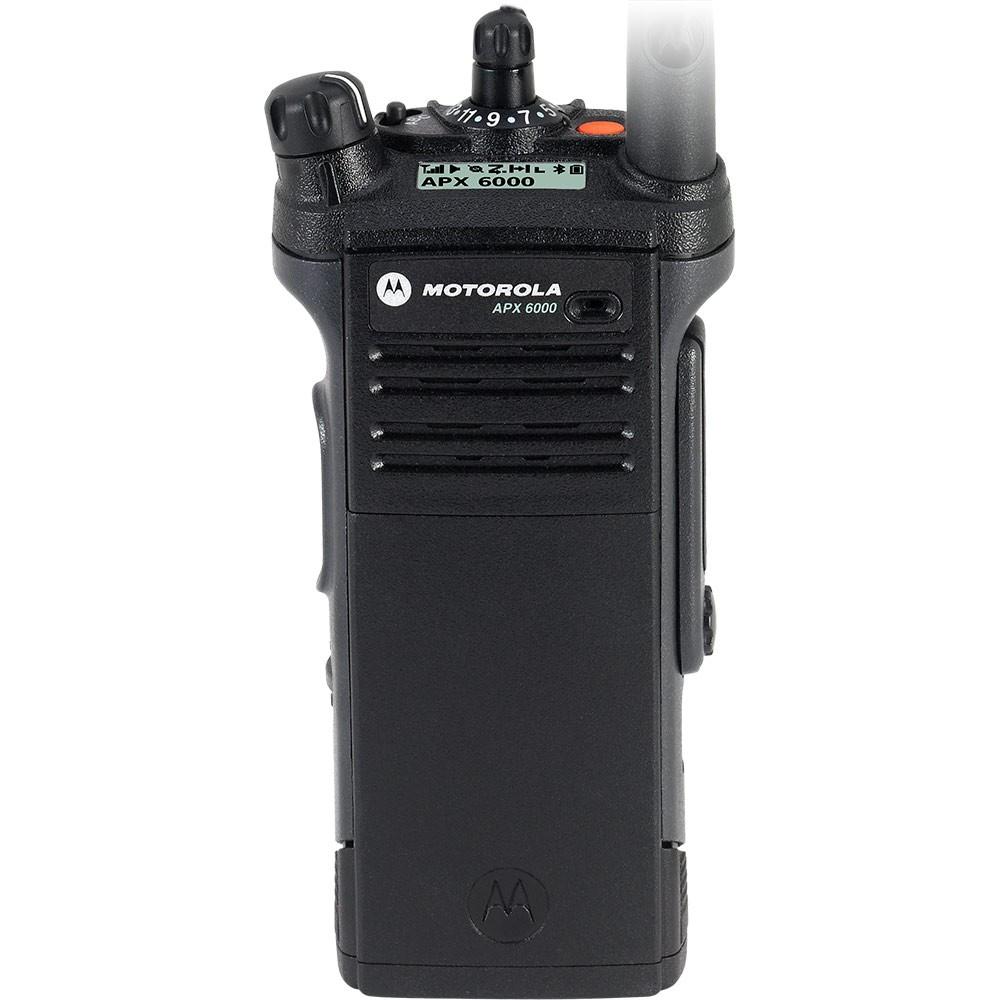 Apx 6000 Uhf R1 Model 1 5 Portable Radio P25 Portable