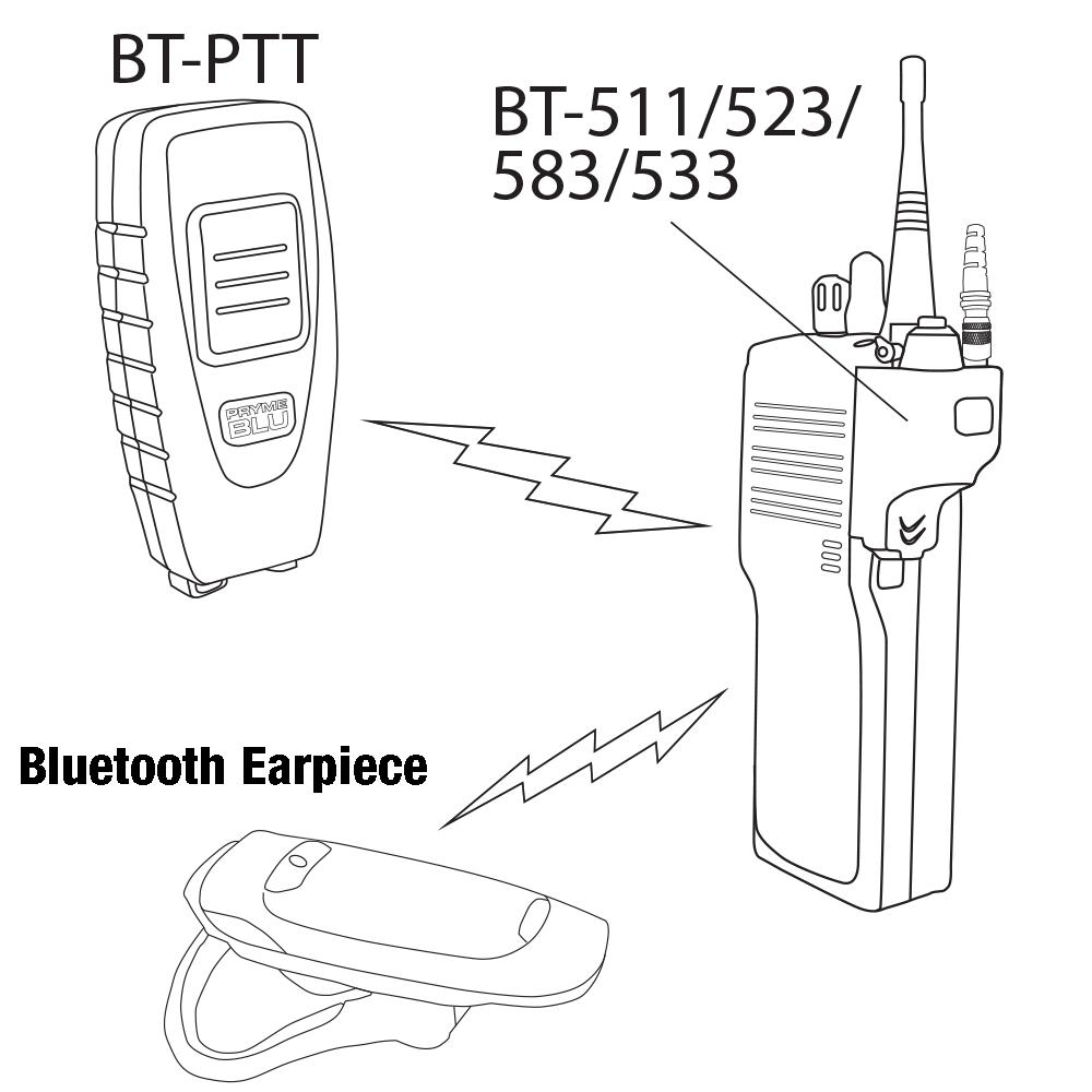 pryme bt-523