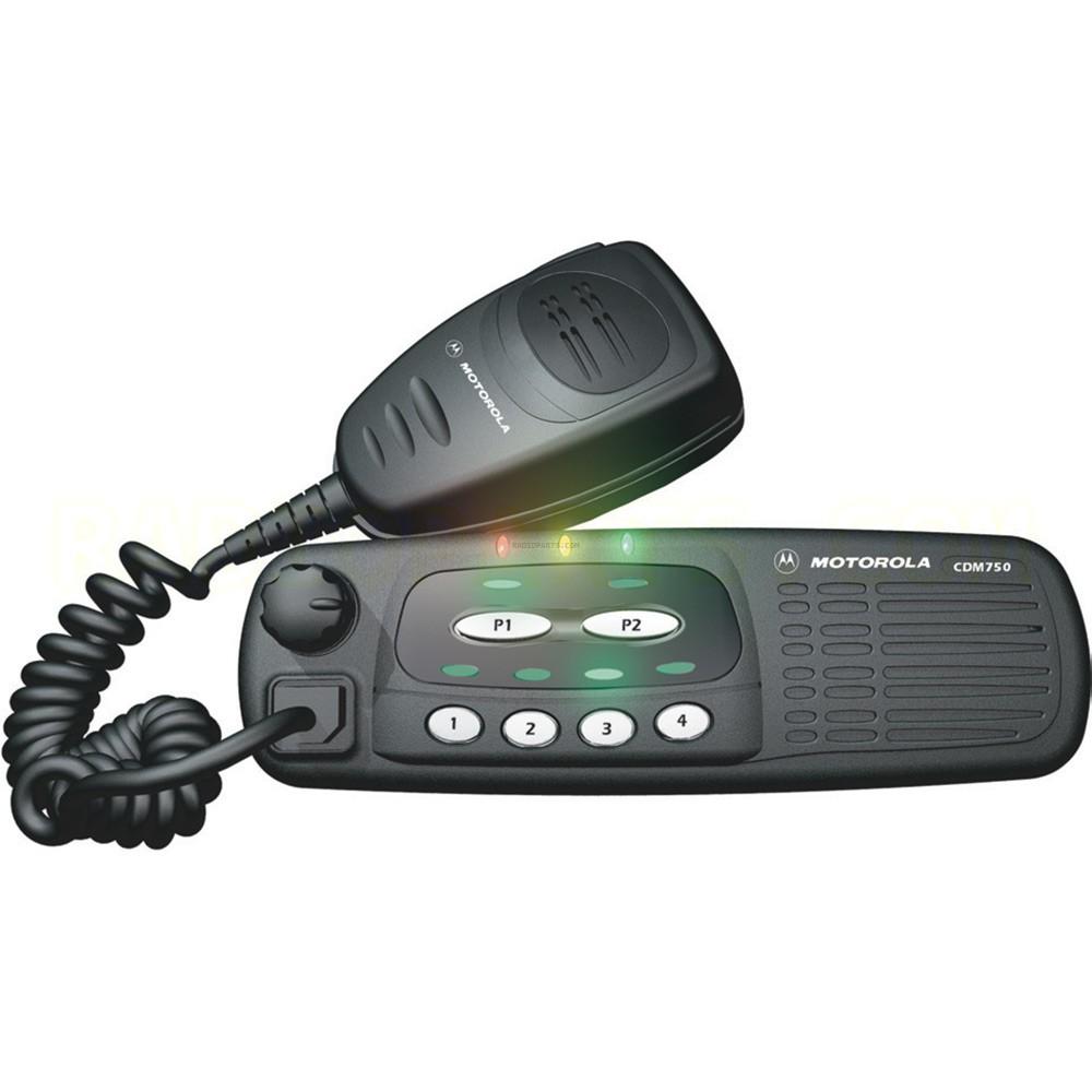 Motorola Cdm750 Uhf1 1 25w Mobile Radio Discontinued