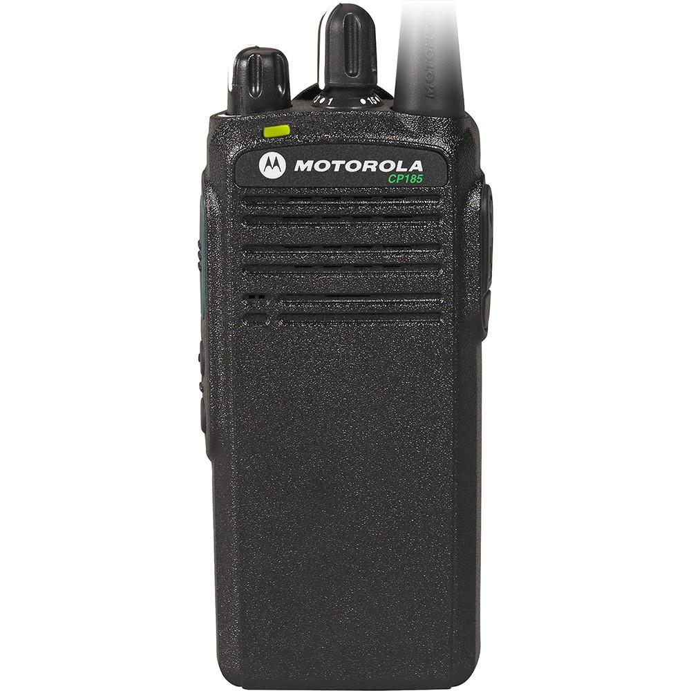 Motorola Cp185 Signalling 136 174 Mhz Uhf 2 5w 16 Channels