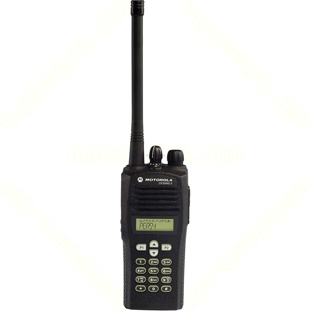 Motorola Cp200 Xls Uhf With Full Keypad Discontinued