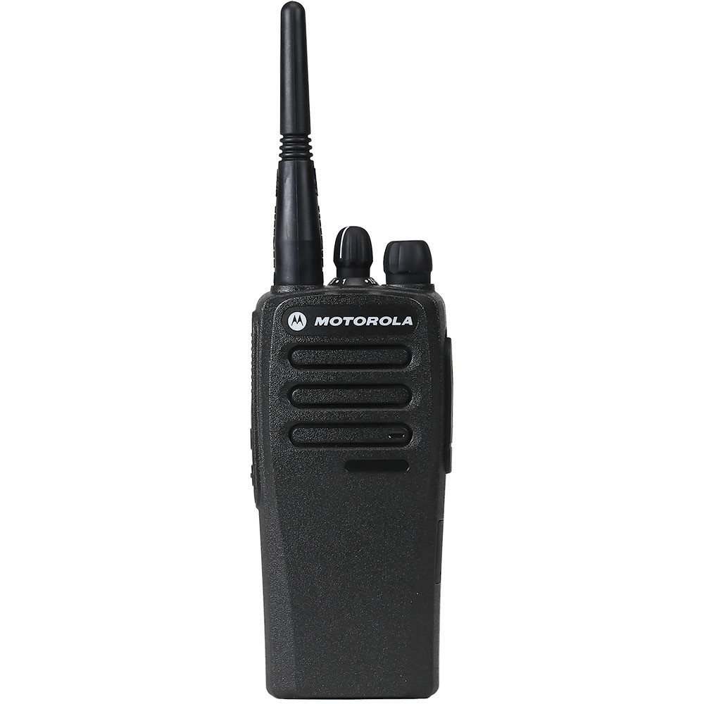 Two Way Radio CP200d Analog UHF With Stubby Antenna