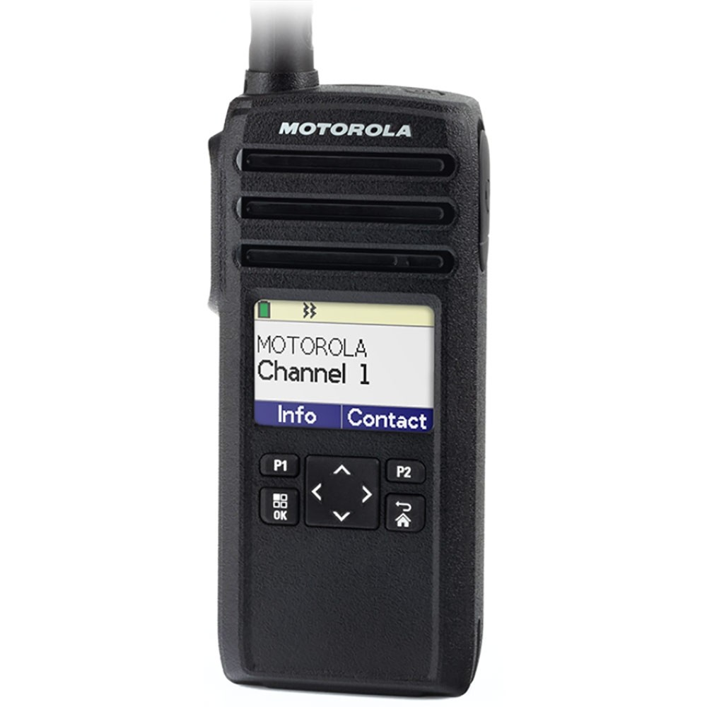 Motorola Dtr700 Digital Radio Digital Portable