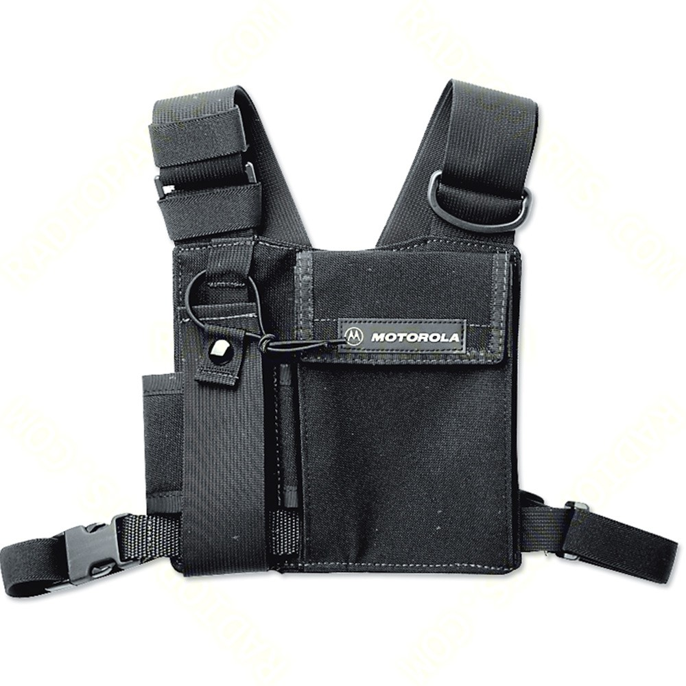 Motorola HLN6602A Universal Chest Pack - Radioparts.com