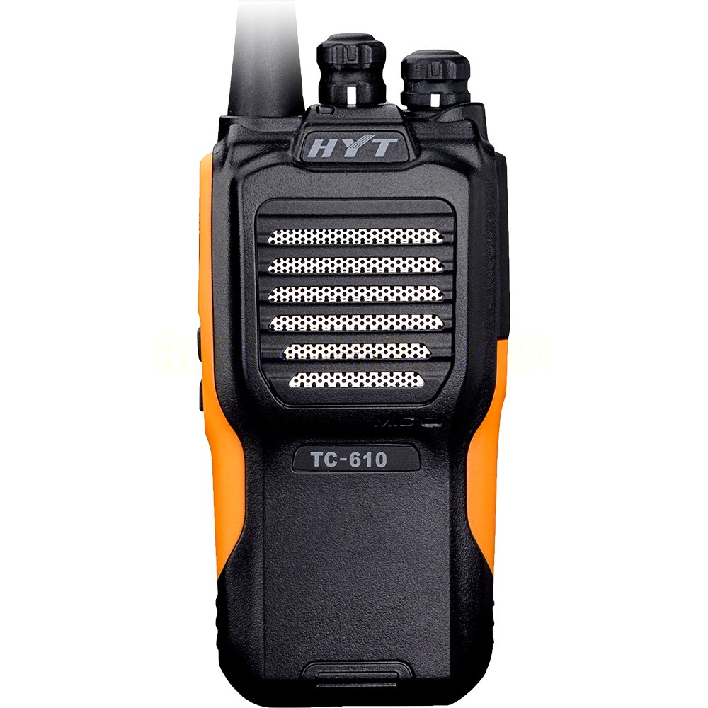 Hyt Tc 610 Uhf Yellow Hytera Radioparts