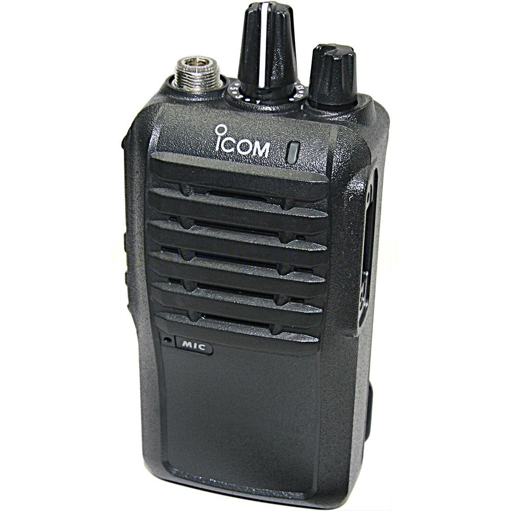 Icom F4001 450 512 Mhz Portable Handheld Radios Two