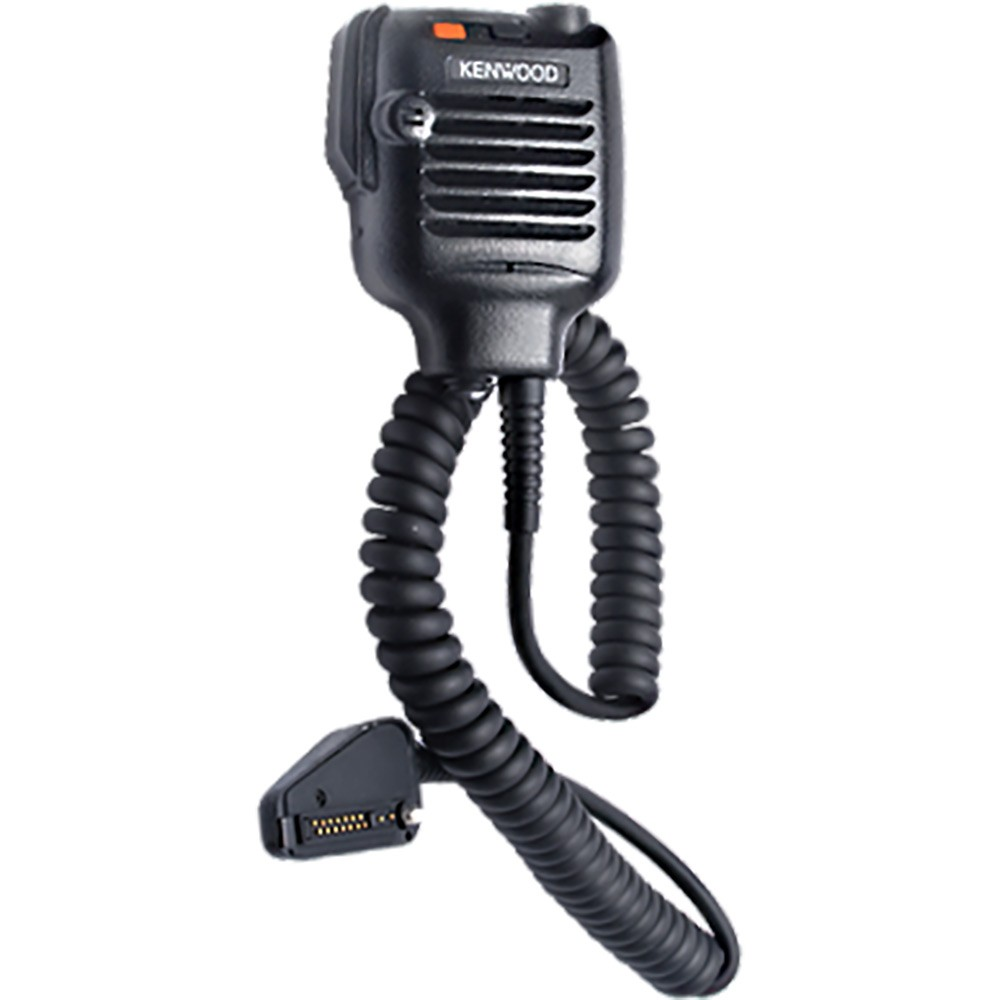 Kenwood Kmc 25 Noise Canceling Speaker Microphone