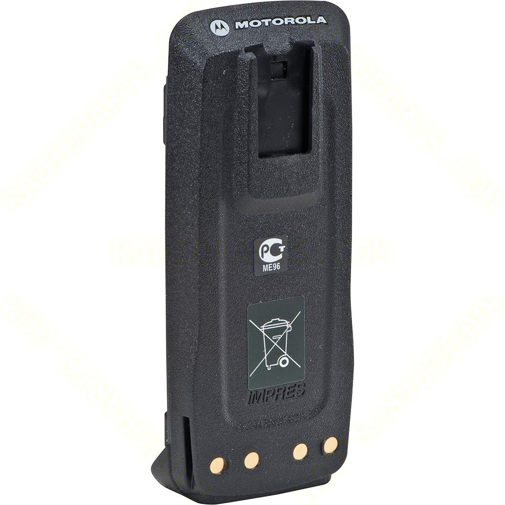 Motorola PMNN4069A IMPRES Li-Ion 1400 mAh Intrinsically Safe Battery for  XPR Series Radios