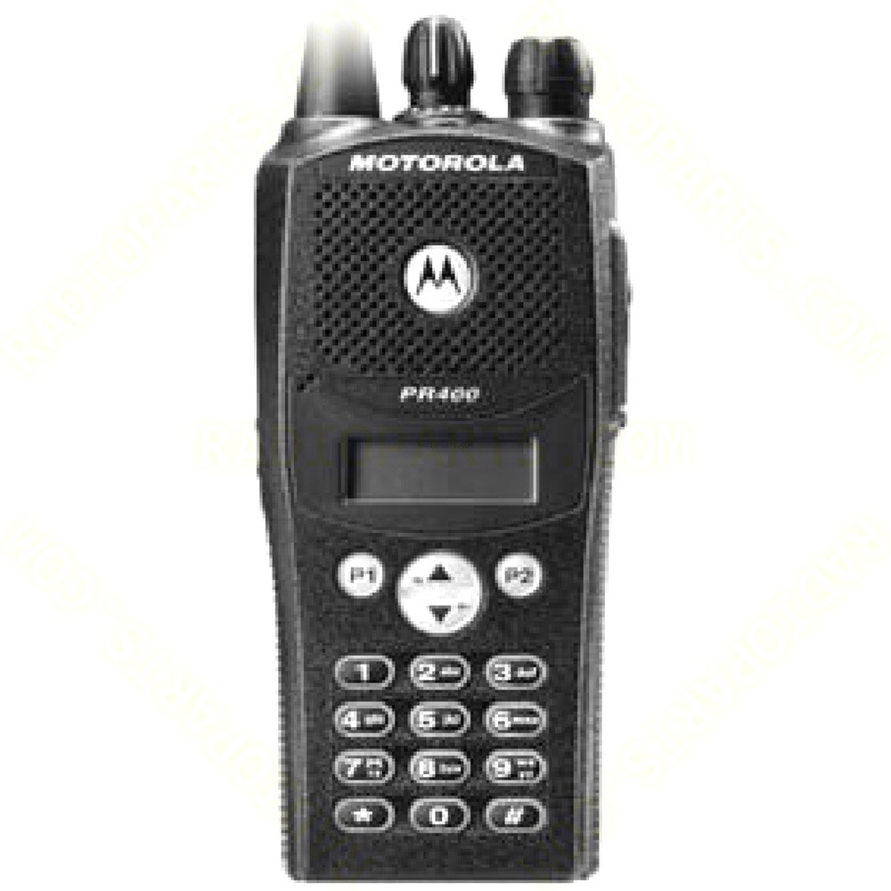 Motorola Pr400 Is Uhf 64 Channels With Full Keypad And