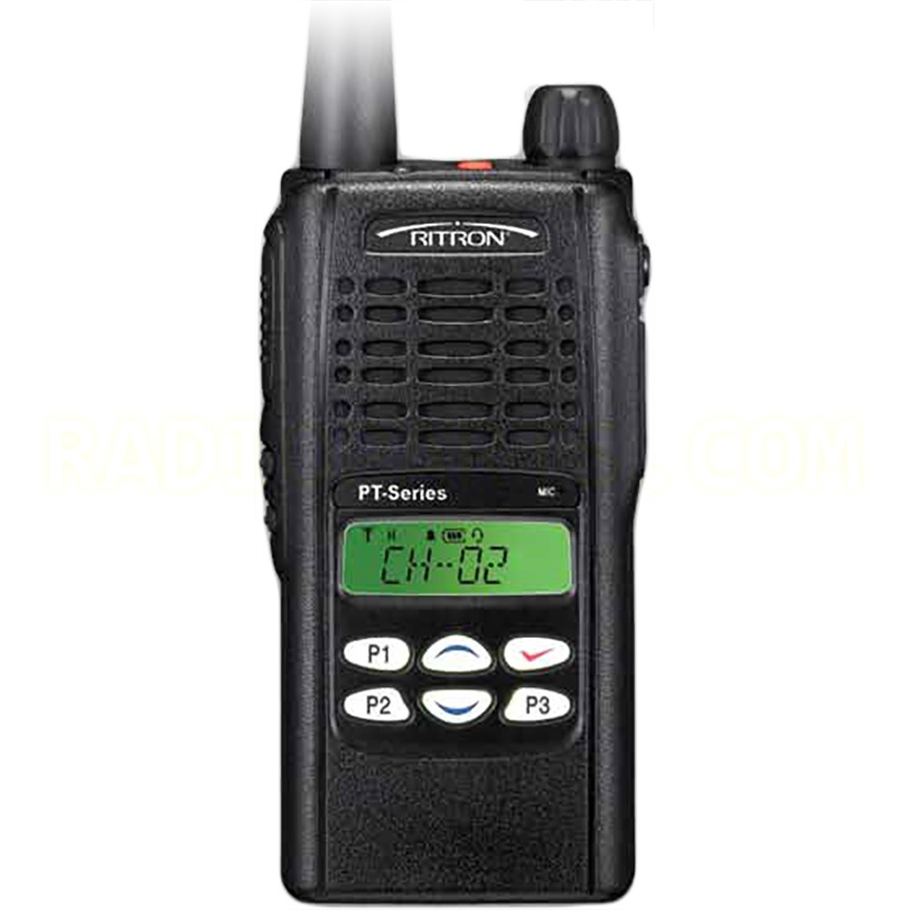 Ritron Pt-150m Murs Portable Radio