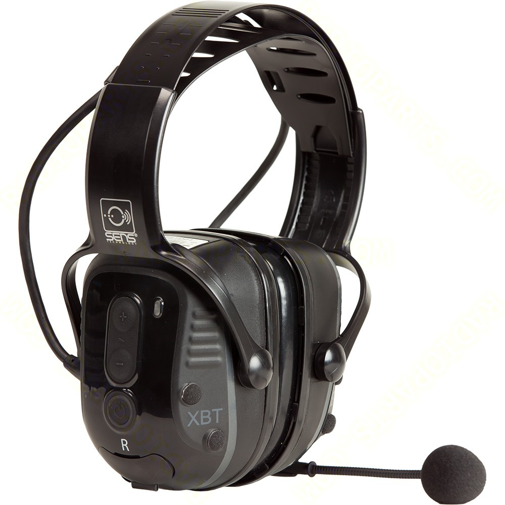 Motorola Rln6491 Xbt Operations Critical Wireless Headband Style Headset Headsets Audio Accessories Two Way Radio Equipment Radioparts