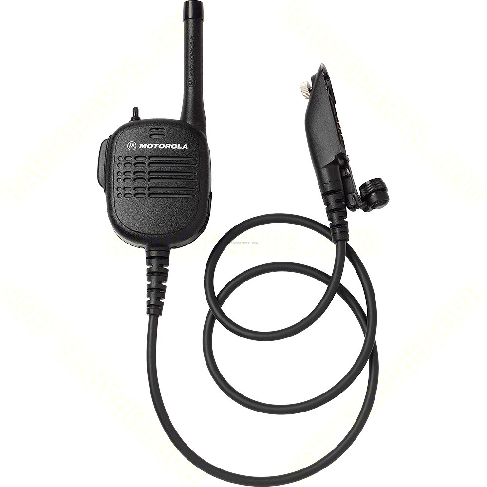 Motorola Rmn5075a Public Safety Microphone With Uhf
