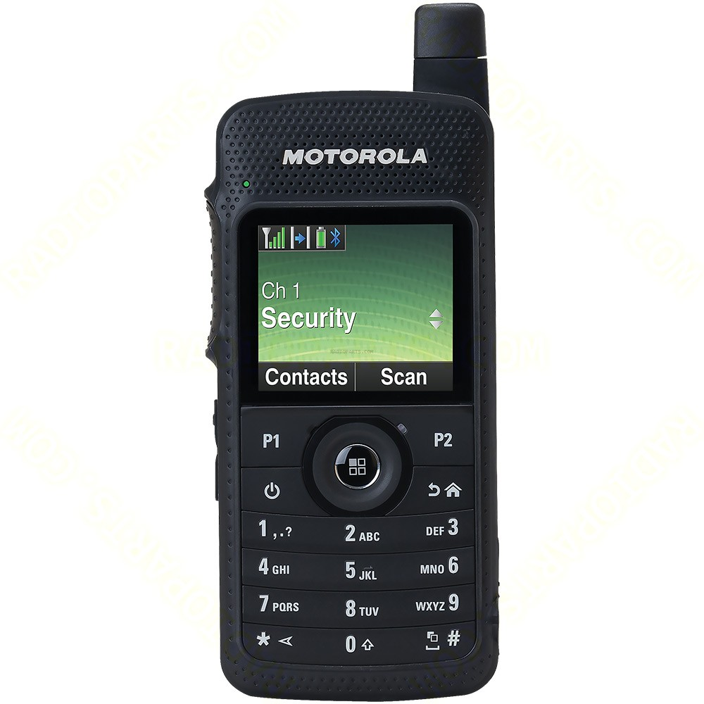 Motorola Sl 7580 800 Mhz Mototrbo Digital Portable Two Way