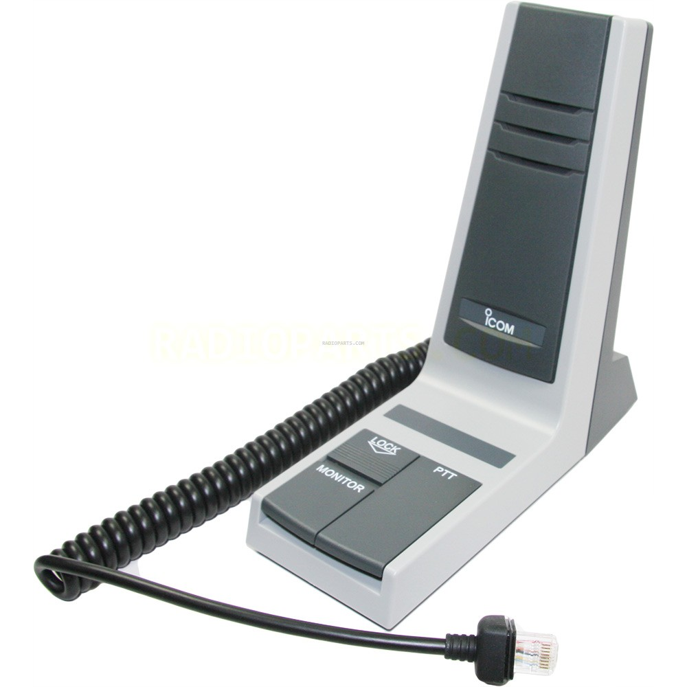 Icom sm 26 desktop microphone - Microfono da tavolo wireless ...