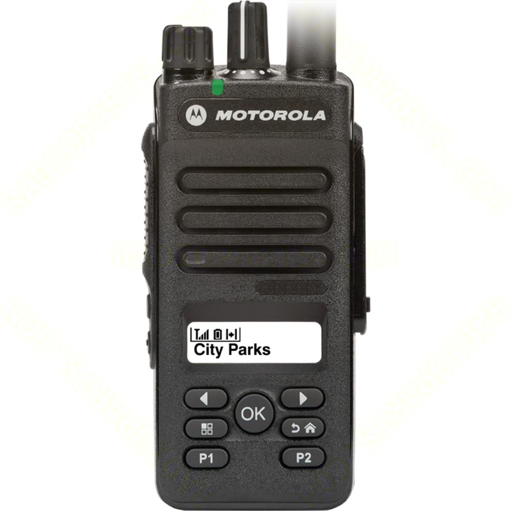 Motorola Xpr 3500 Vhf Mototrbo Portable Radioparts Com