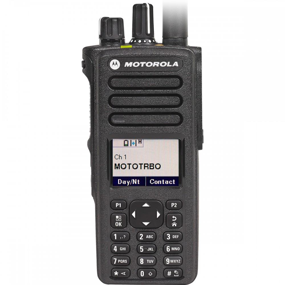 Motorola Xpr 7580e 800 900 Mhz Hazloc Certified Two Way