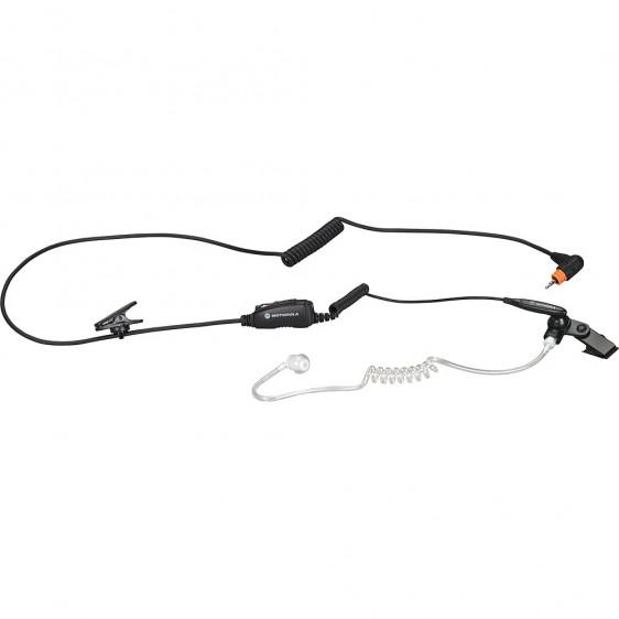 motorola pmln7158a single wire surveillance earpiece