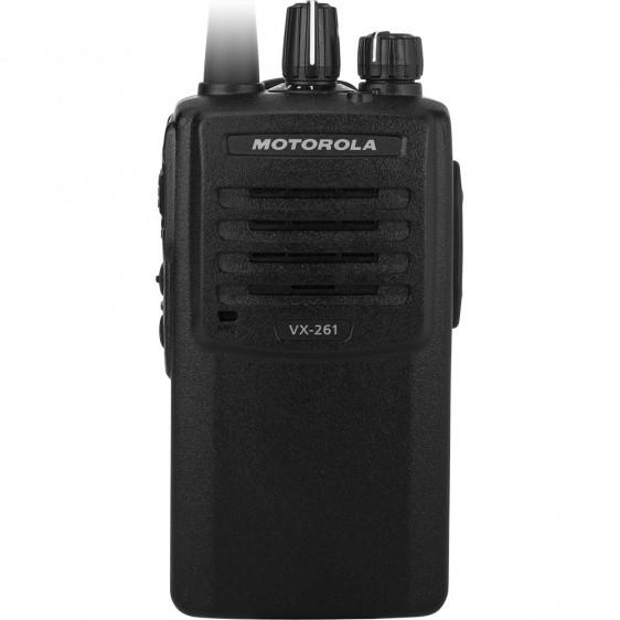 Motorola Vx 261 450 520 Mhz Ufh2 1 5w With 16 Channels