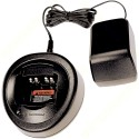 Motorola AAHTN3001C Single-Unit Rapid-Rate Charger with Euro Plug