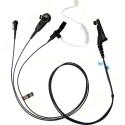 Motorola PMLN6123A IMPRES Black 3-wire Surveillance Kit