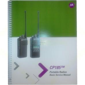 motorola cp185. motorola 68007024004 cp185 service manual cp185