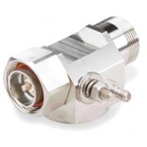 CommScope ABT-DMDF-ADBH 806-960/1710-2170 MHz Bias Tee Surge Arrst Din-M/F,SMA-F Port