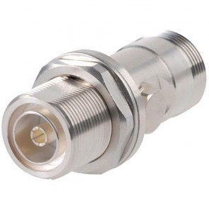 CommScope APG-BDFDF-350 0-2.5 GHz 350V Spark Gas Tube Arrestor Blkhd DIN Fem-DIN Fem
