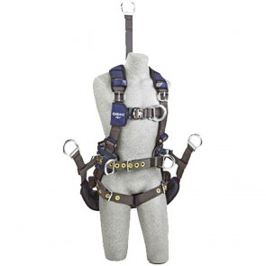 "DBI Sala ExoFit NEX Oil & Gas Harness with 18"" Extension"