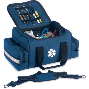 Elk River Arsenal 5215 Large Trauma Bag Blu w/Reflect Trim, 1870 cu in