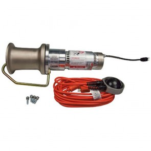 Chance 3000 lb Capstan Hoist 115Vac, Foot Switch Included
