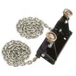 """Chance Chain Mnt for 1,000 lb Capstan Works On Poles Up To 23"""""""