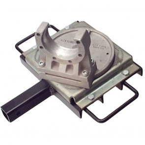 """AB Chance 2"""" Rcvr Hitch Mnt w/Swivl Base for 1000 lb Capstan,Cls 3 or 4"""