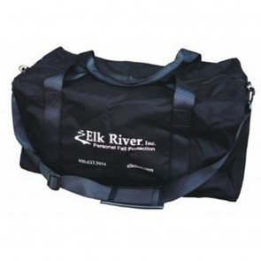 "Elk RIver Zip Duffle Bag with Shoulder Straps, 22.5"" x 11"" x 11"""