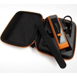 fieldSENSE 50MHz - 6GHz RF Monitor & Case Audible & LED Alert H&E Fields