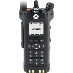 APX 6000 VHF - Front