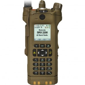 Motorola SRX 2200 PLUS 7/800 Model 3.5 Portable Radio